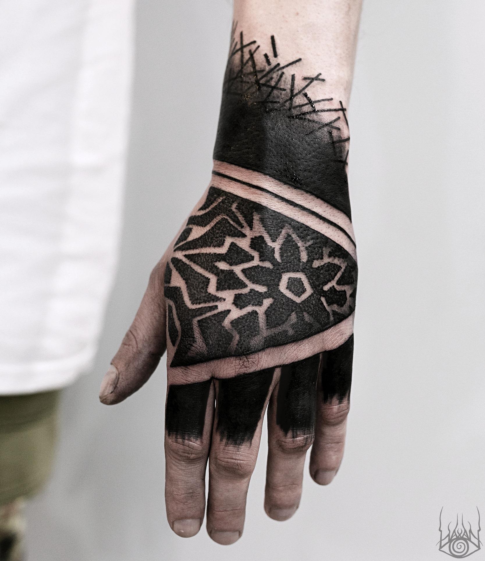 Inksearch tattoo Haxan