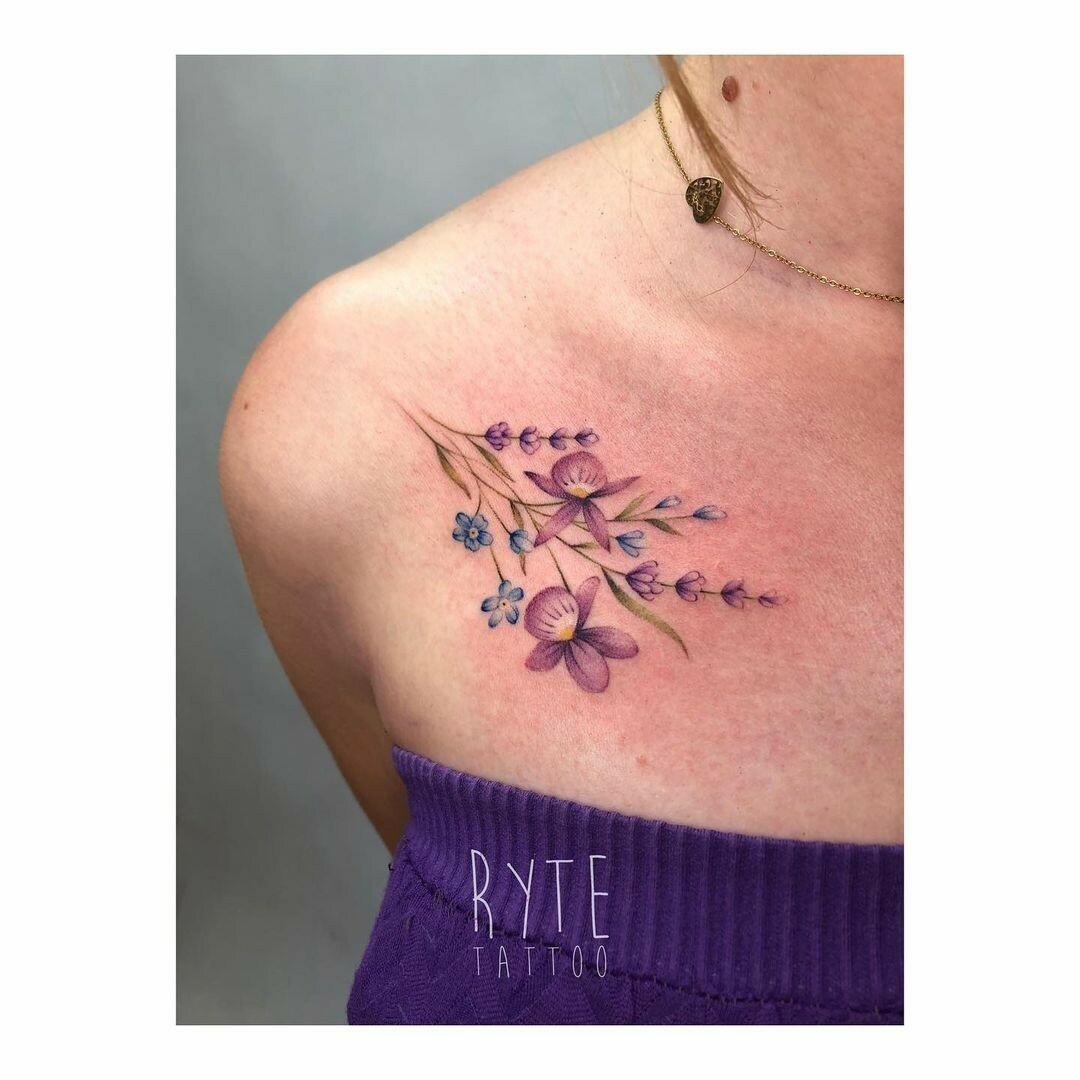 Inksearch tattoo Magdalena Maria