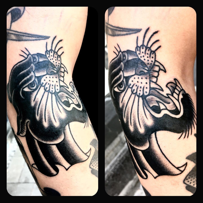 Inksearch tattoo Mario Bohorquez