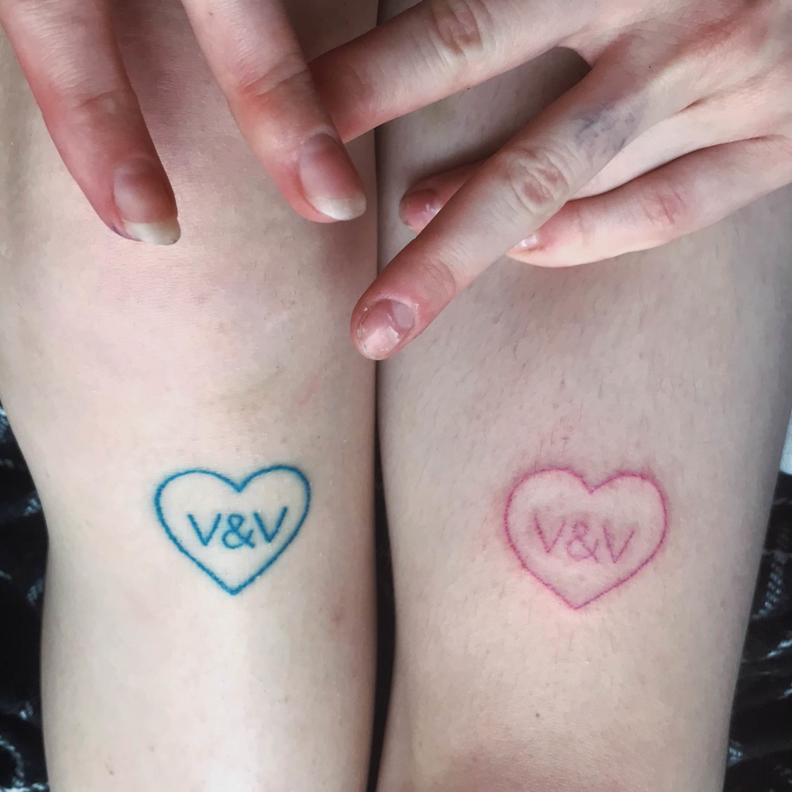 Inksearch tattoo Vitaliia, The Handpoker