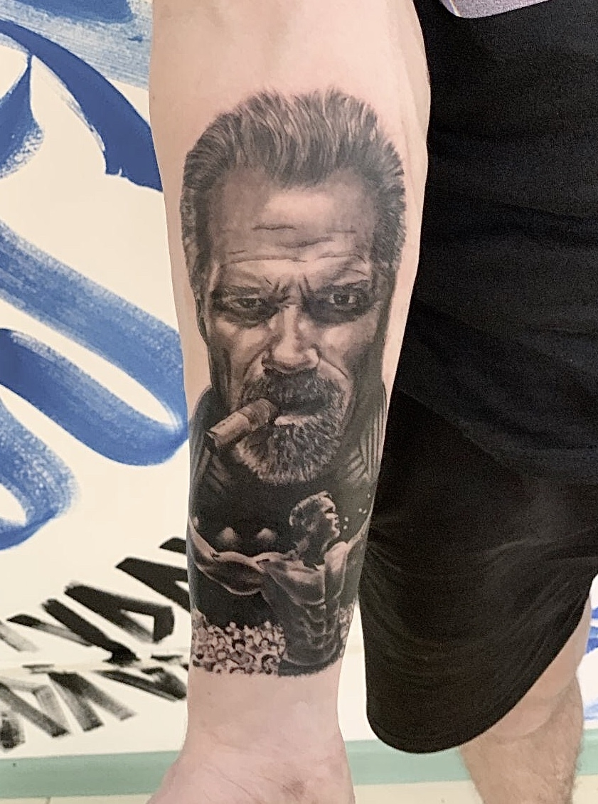 Inksearch tattoo Kolos.tattoo