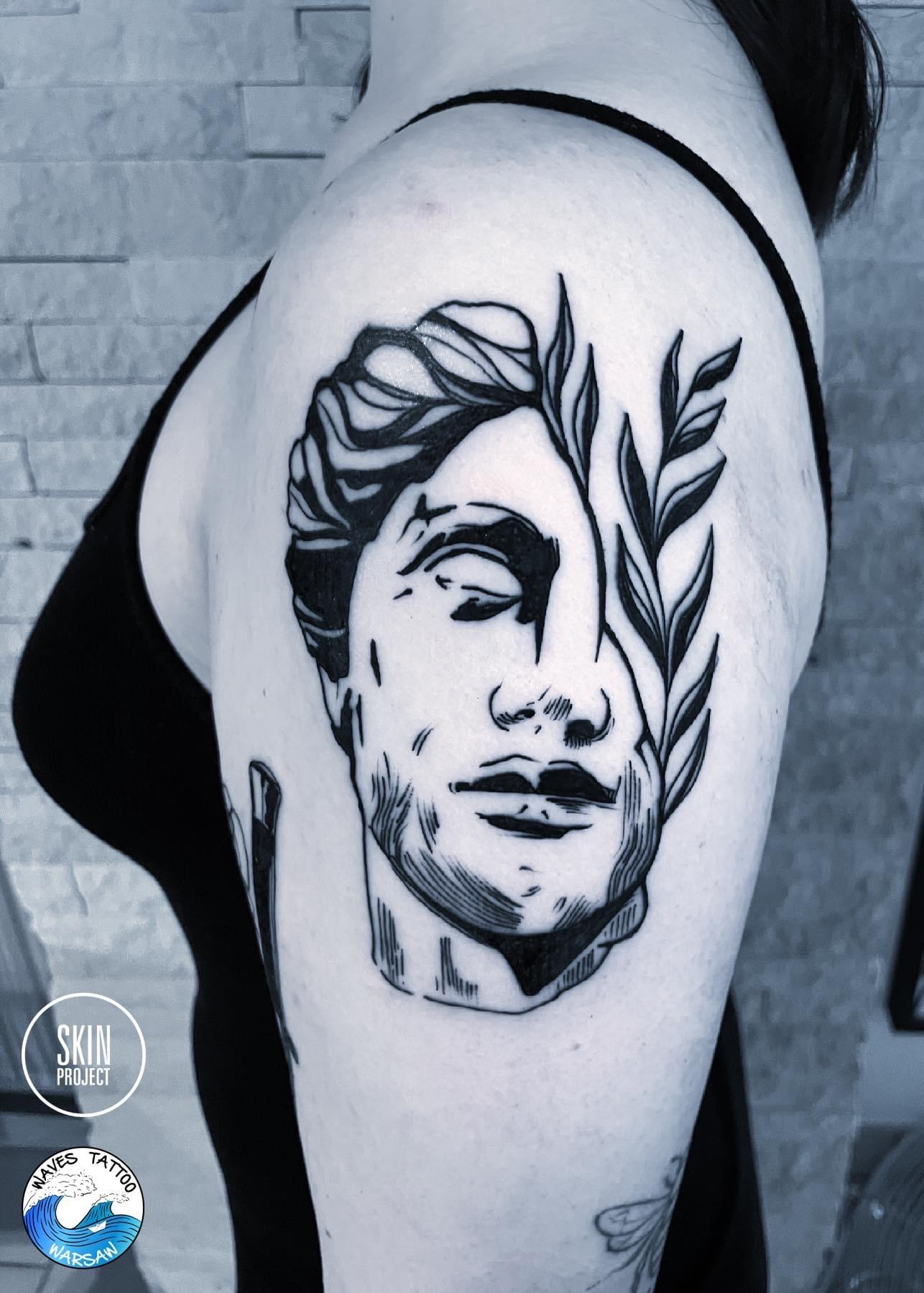 Inksearch tattoo Waves Tattoo Warsaw