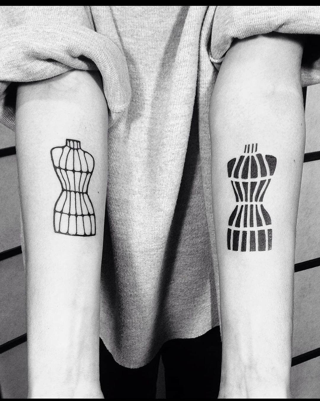 Inksearch tattoo Selfmade Tattoo Berlin