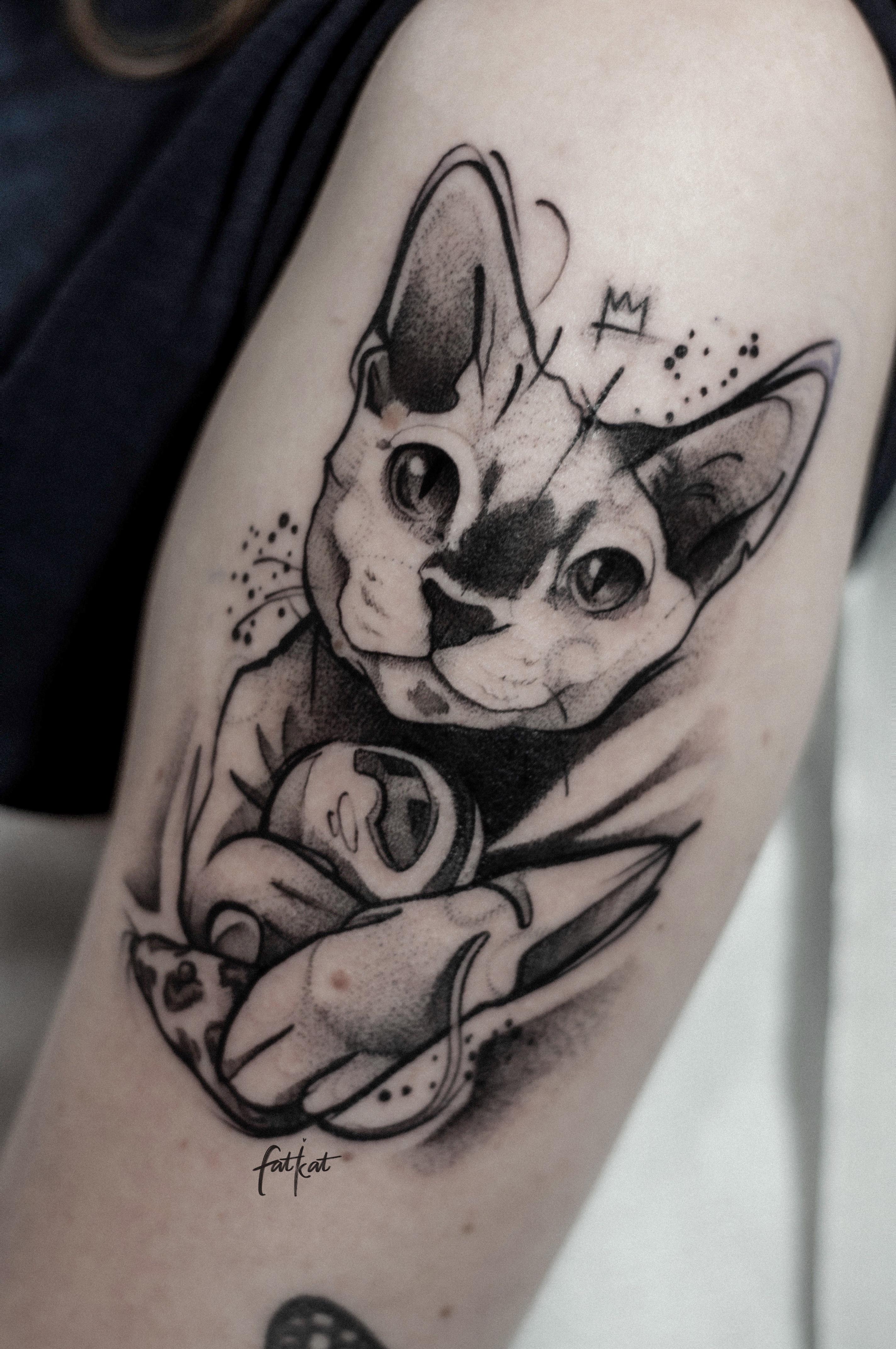 Inksearch tattoo fatkat.pl
