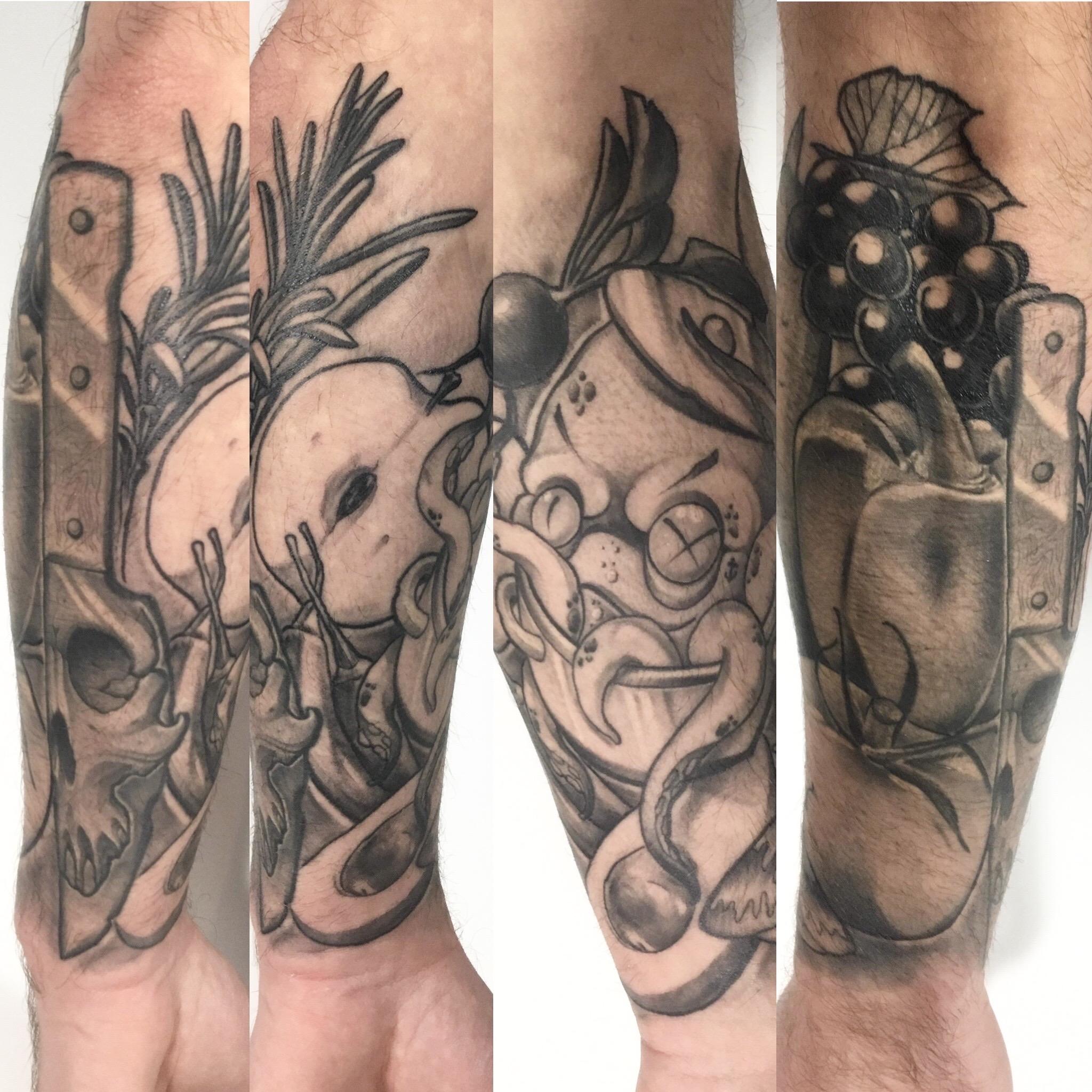 Inksearch tattoo AYOR_TATTOO