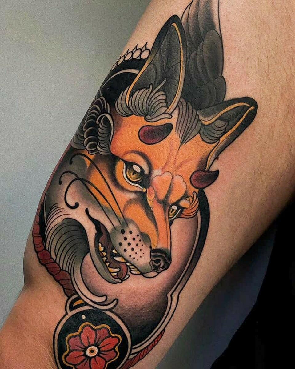Inksearch tattoo KOS TATTOO&PIERCING