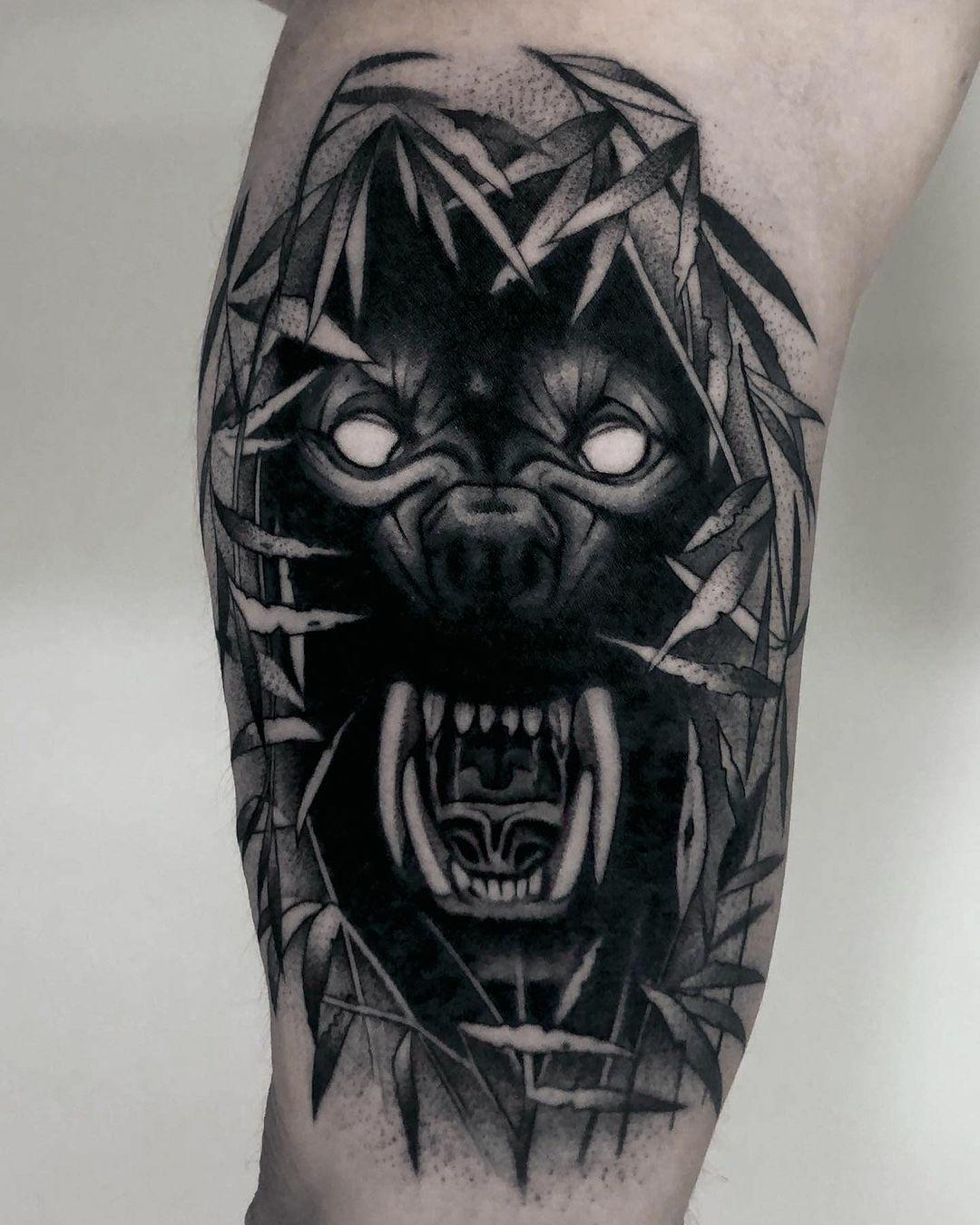Inksearch tattoo Igor Marek