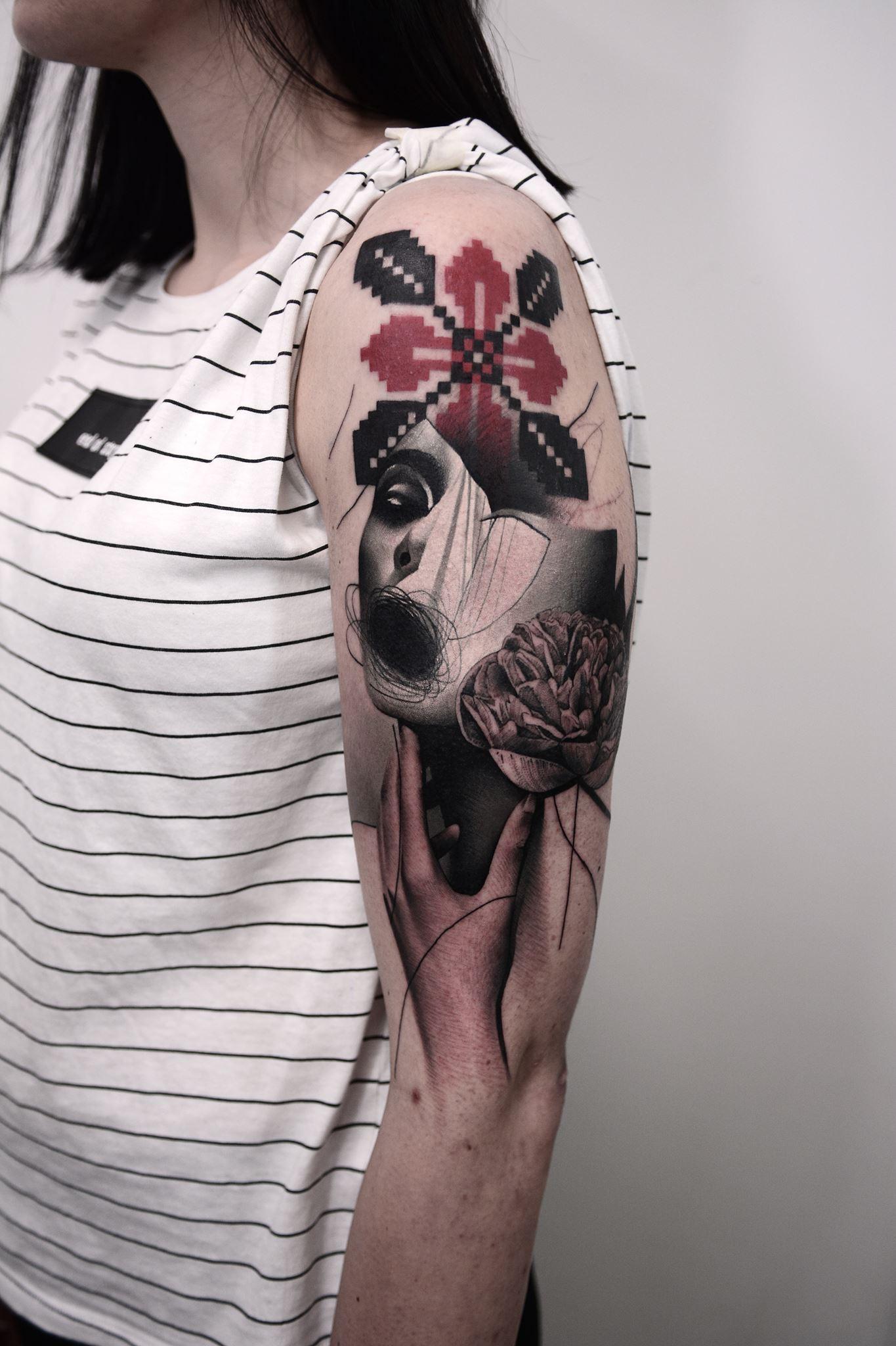 Inksearch tattoo Timur Lysenko