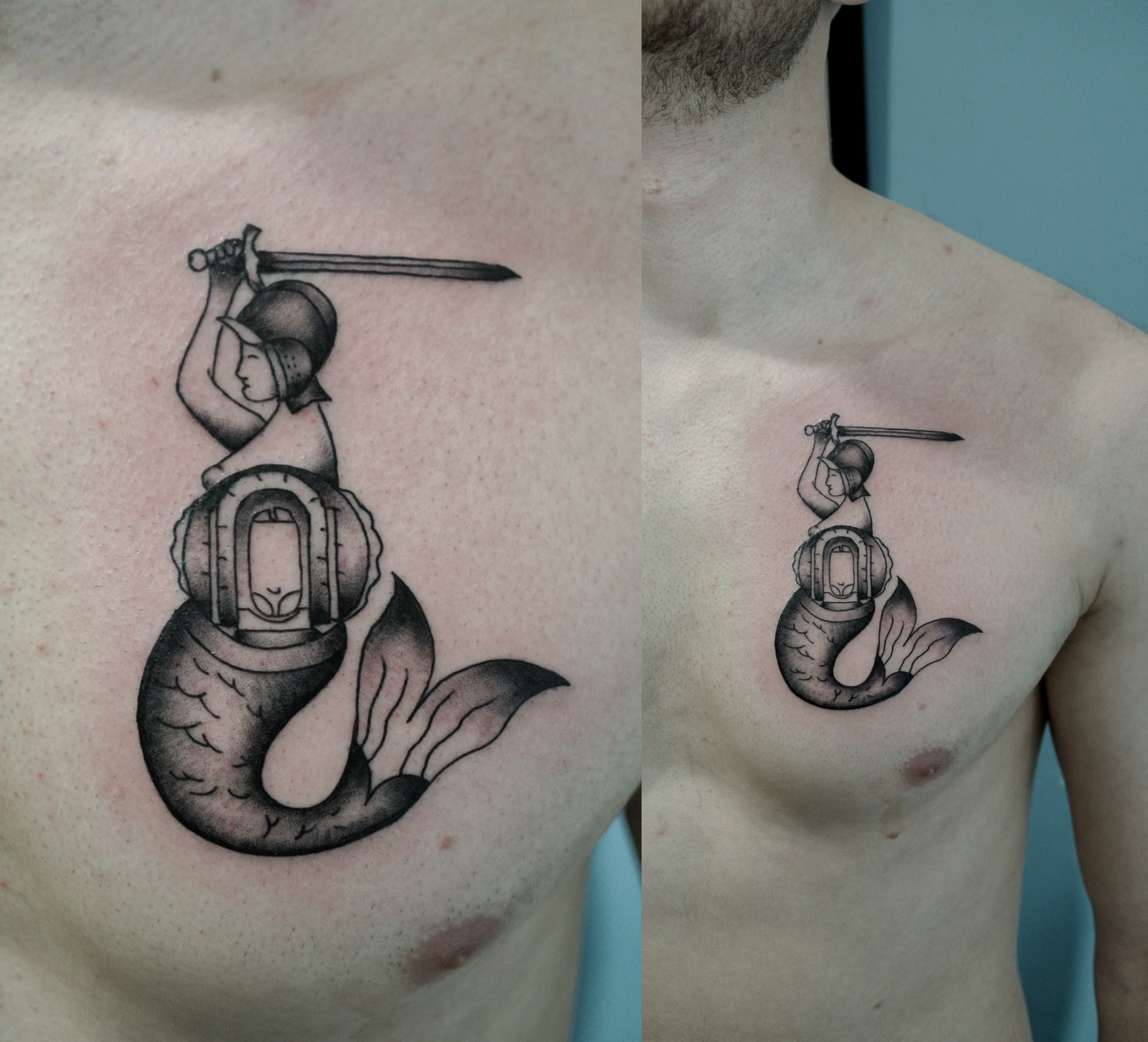 Inksearch tattoo Kris too late