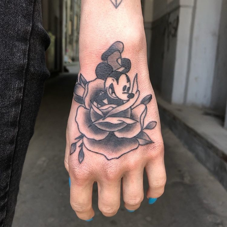 Inksearch tattoo Fostek