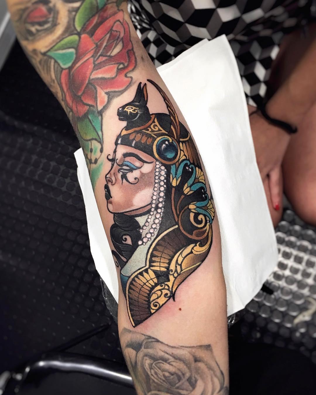 Inksearch tattoo Olie Siiz