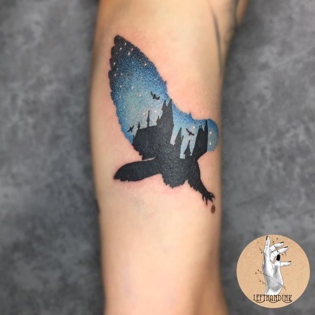 Inksearch tattoo Lefthandink