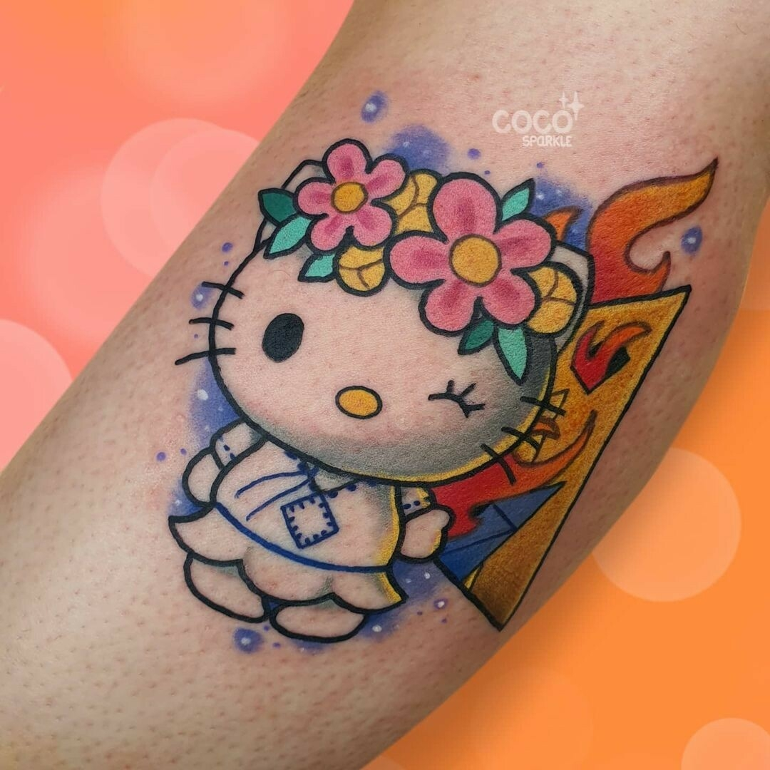 Inksearch tattoo Coco Sparkle