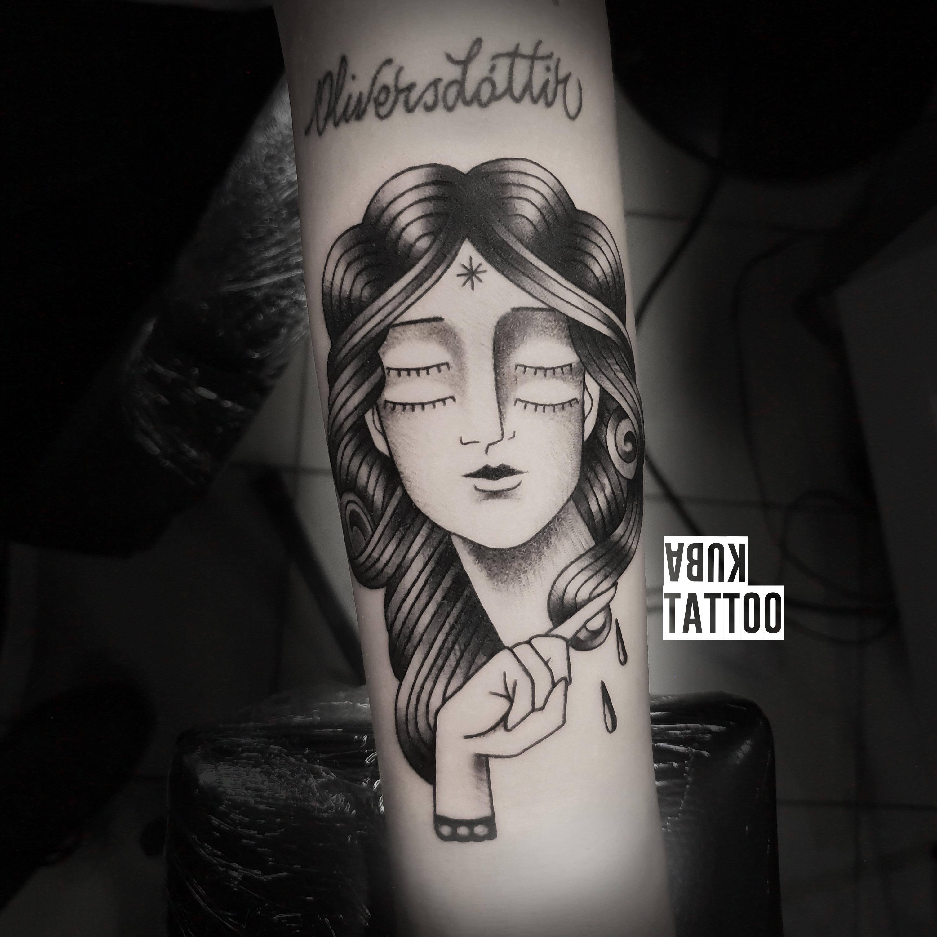Inksearch tattoo Abuk tattoo