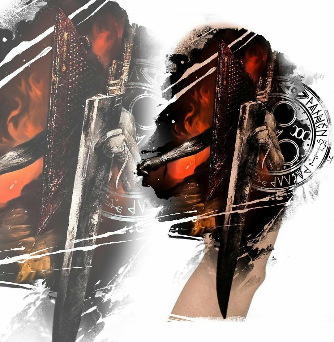 Inksearch tattoo Legion VKN