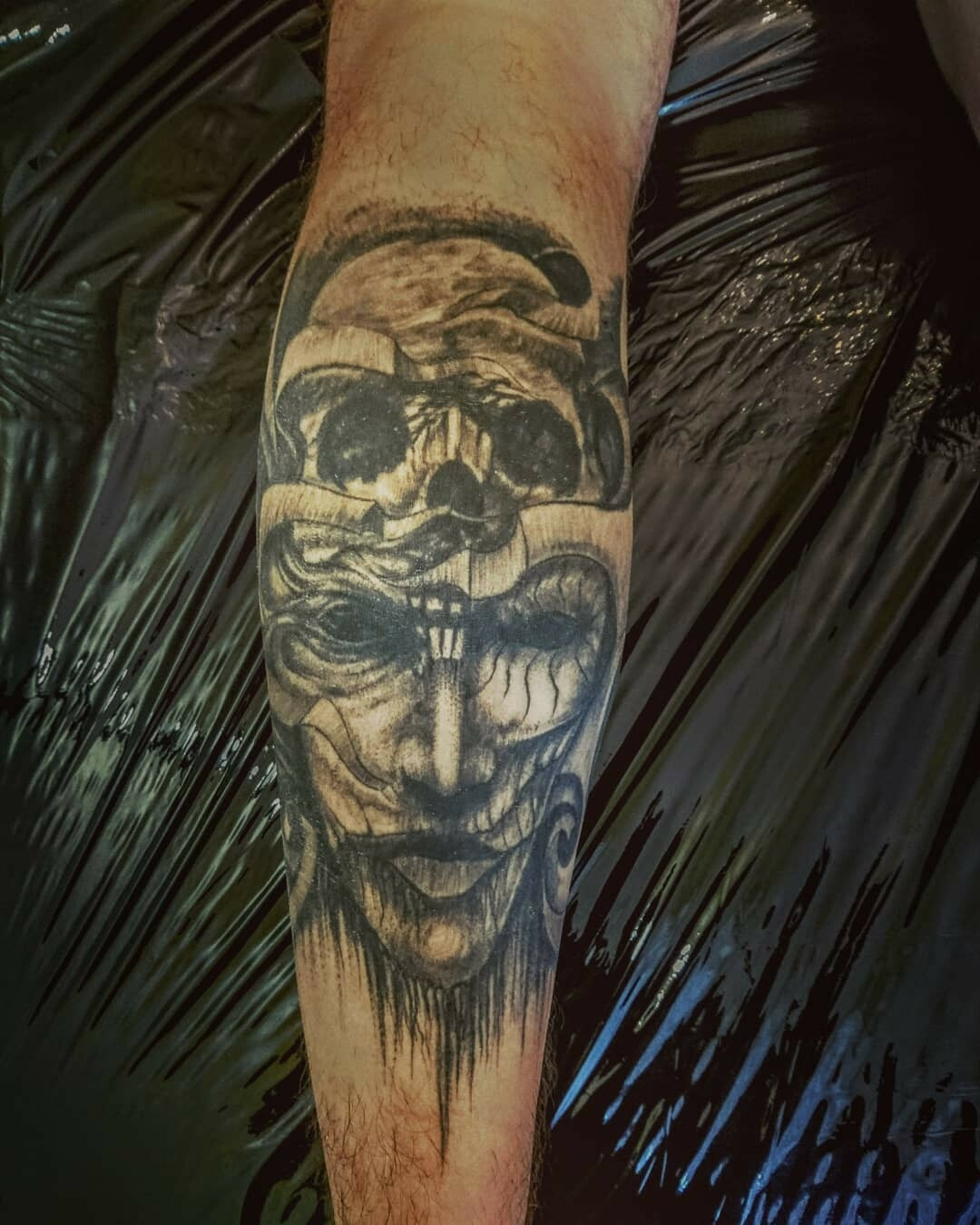 Inksearch tattoo Heretyk-art