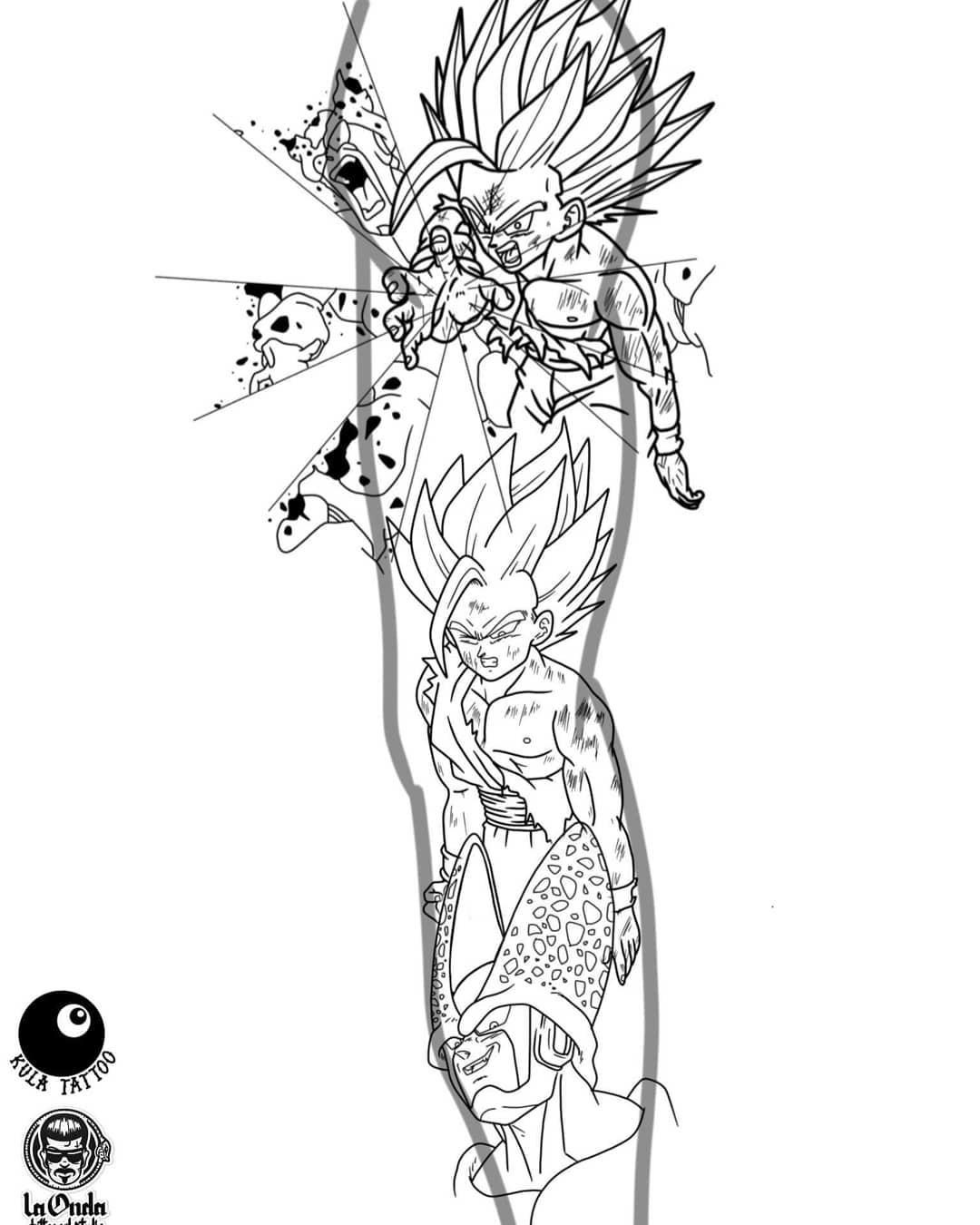 Inksearch tattoo Michał Kula - Kula Tattoo