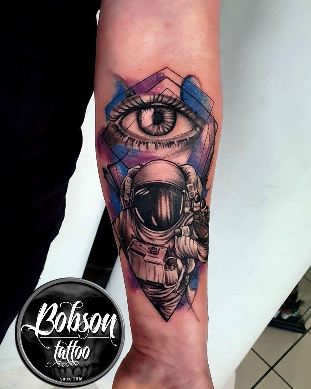 Inksearch tattoo BOBSON tattoo