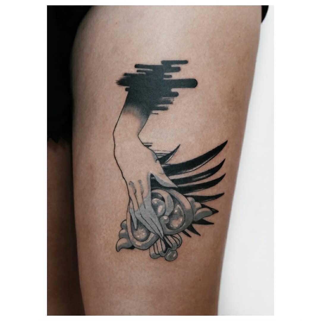 Inksearch tattoo Ewa Dusa