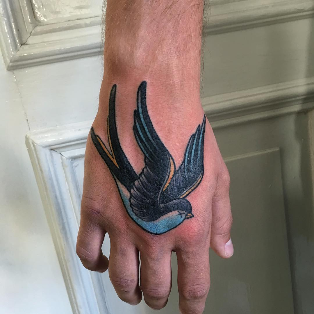 Inksearch tattoo Piotr Trager 'Zwierzak'