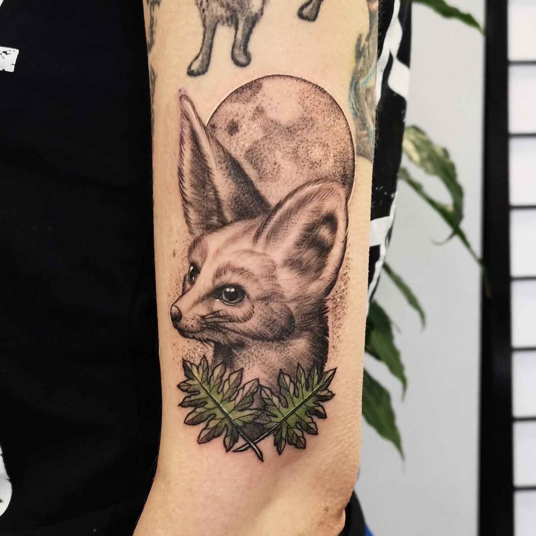 Inksearch tattoo Filip Lipczak - Leepchuck