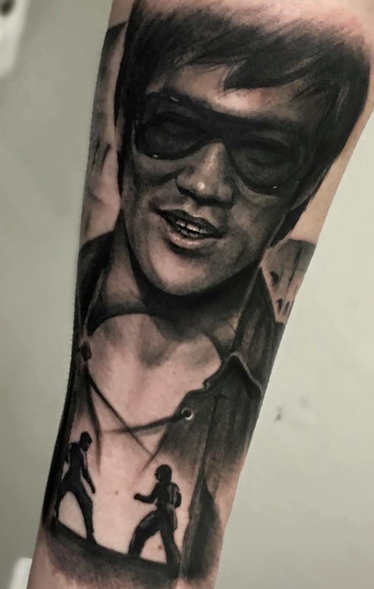 Inksearch tattoo Eli boo