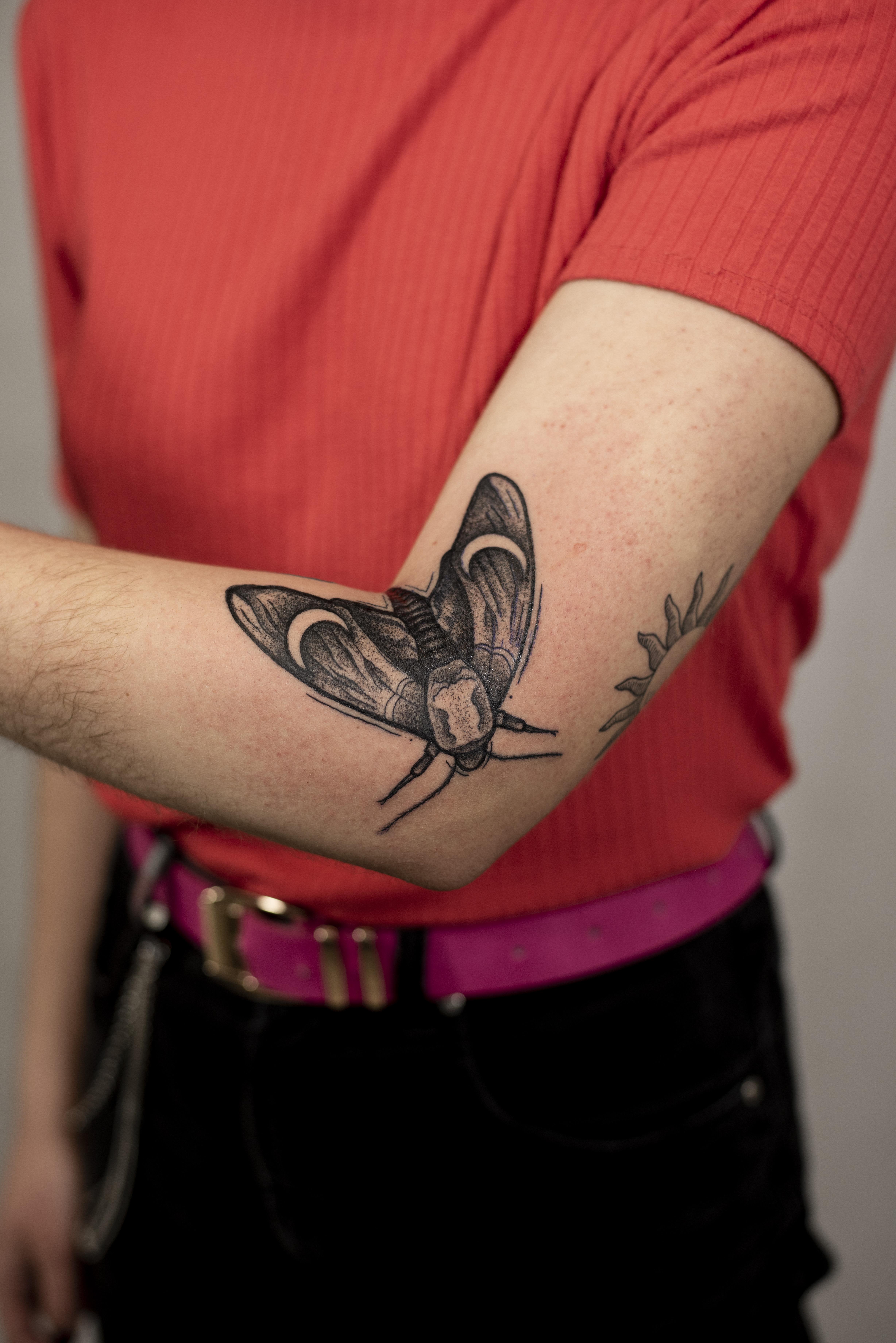 Inksearch tattoo Spirytusz - Sylwia Celińska