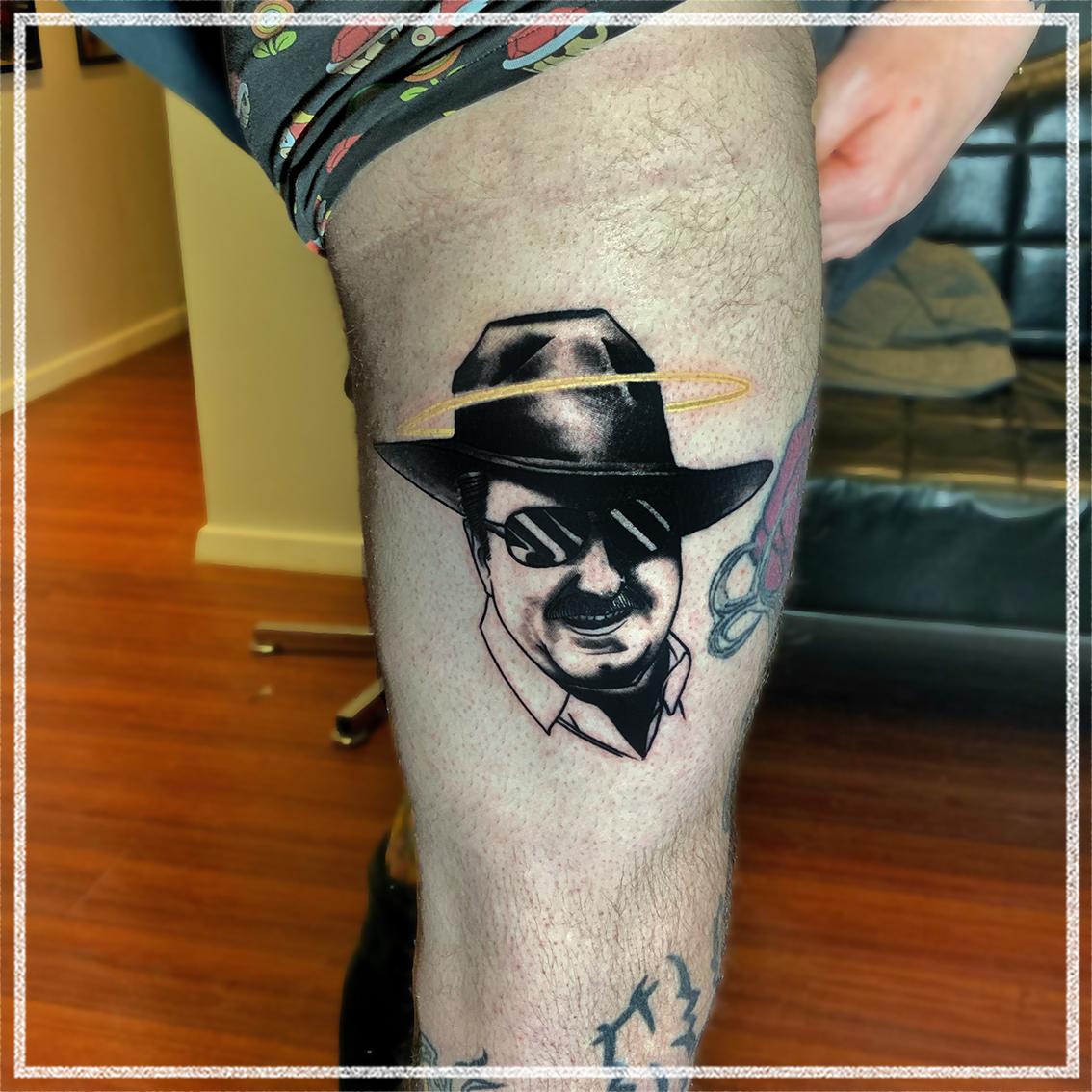 Inksearch tattoo Longboardink