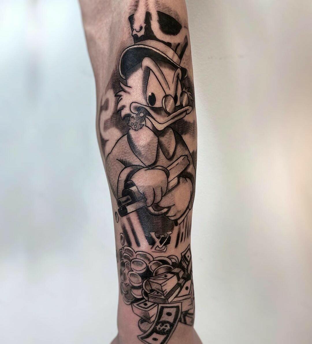 Inksearch tattoo Venomdopee