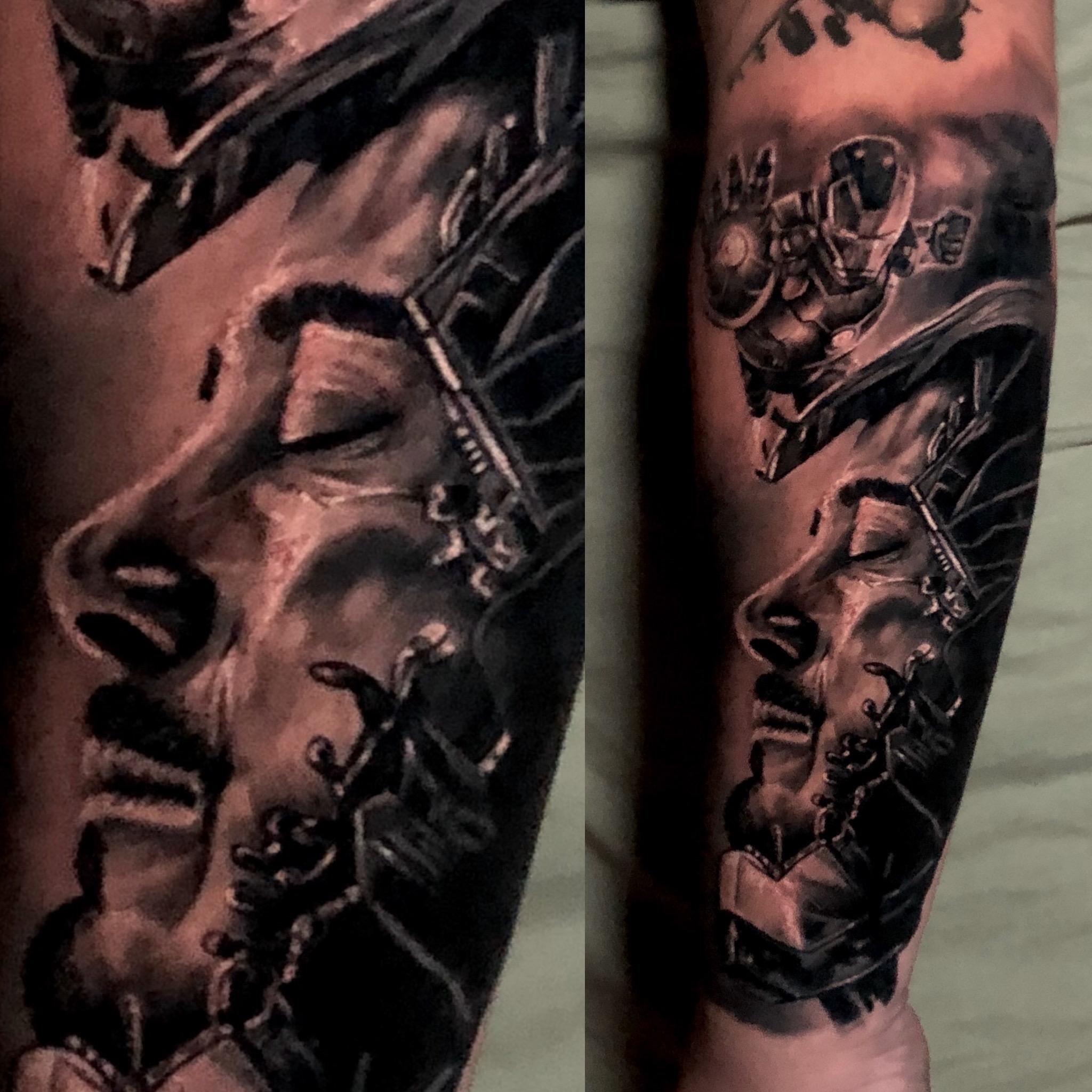 Inksearch tattoo Igor Lubecki (Lubetzky)