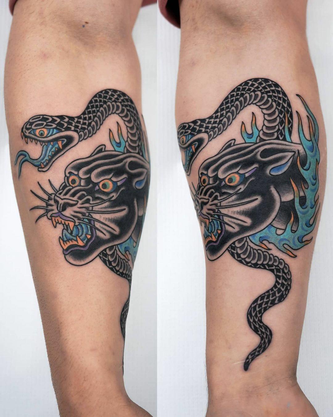 Inksearch tattoo Badi Tattoo