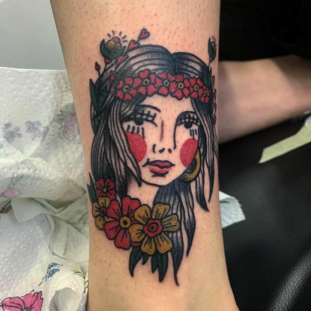 Inksearch tattoo Zakład Tatuażu