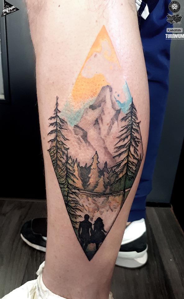 Inksearch tattoo Agata Lewandowska - Foolish Lines Tattoo