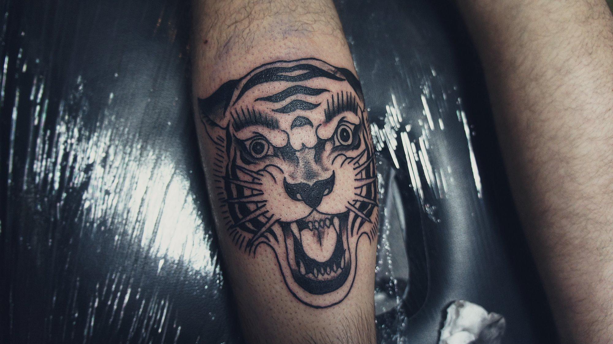 Inksearch tattoo Victor Vasilkov
