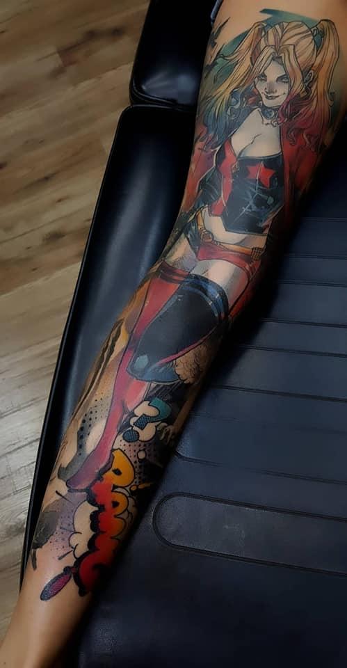 Inksearch tattoo MIREK