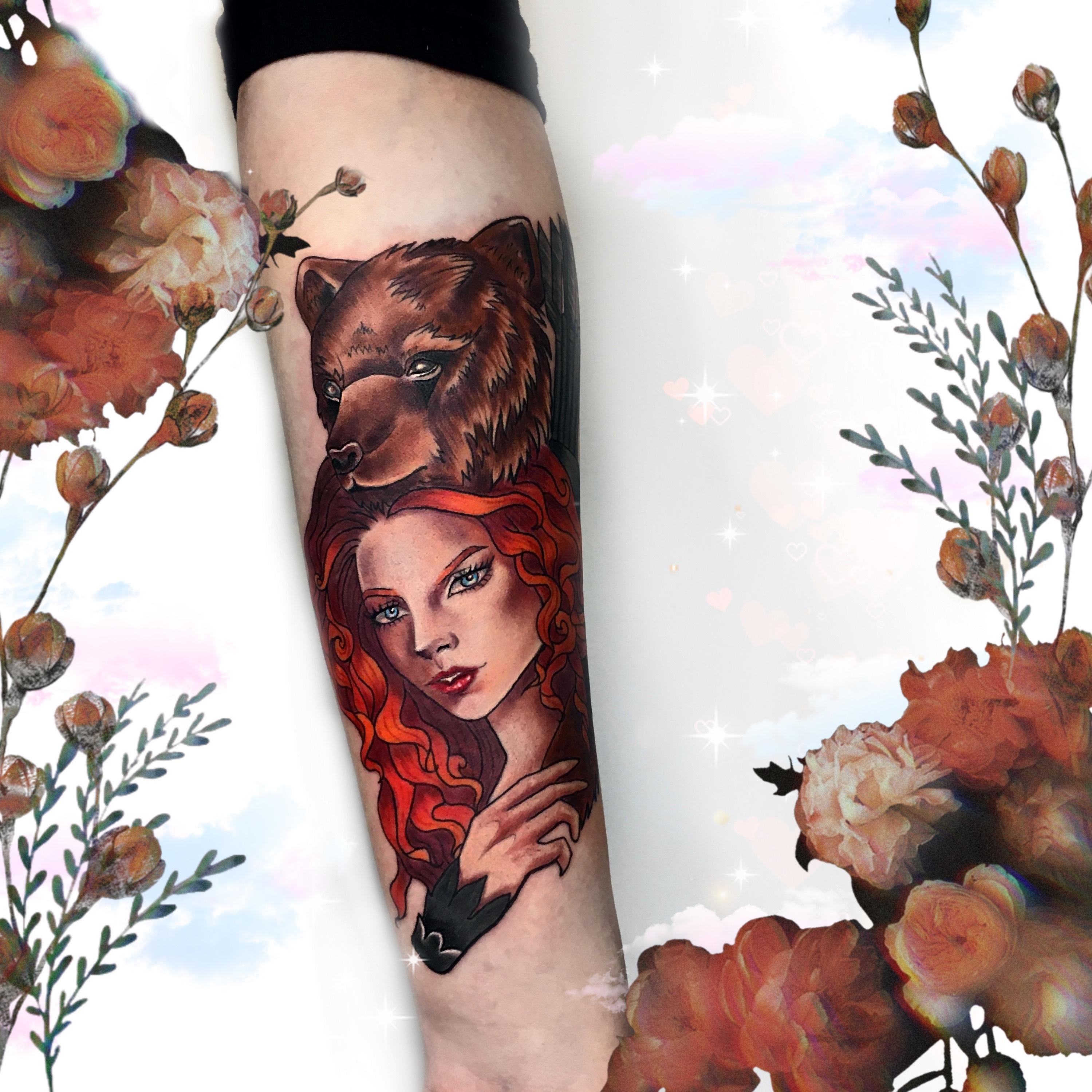 Inksearch tattoo Lira tattoo