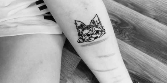 Inksearch tattoo Damn Gill Tattoo