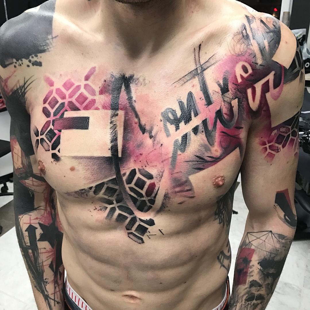 Inksearch tattoo Łukasz Kaczmarek