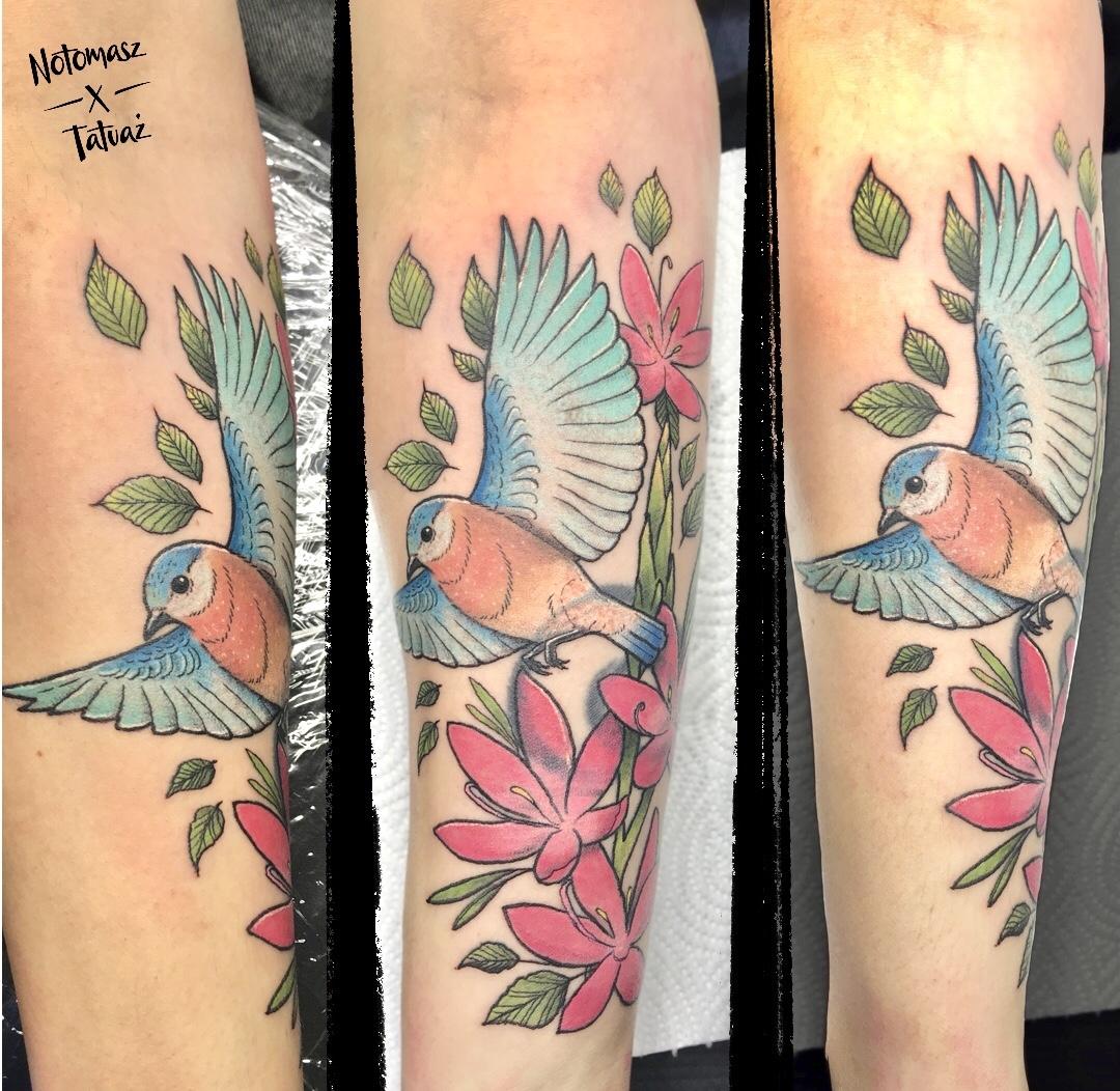 Inksearch tattoo Notomasz Tatuaż