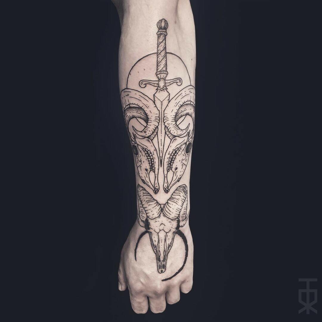 Inksearch tattoo HEX Tattoo