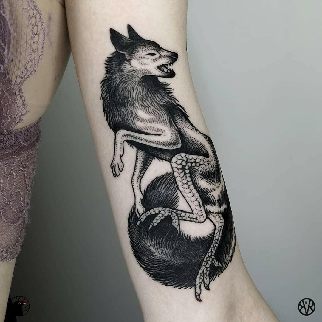Inksearch tattoo Bogna Rumianowska