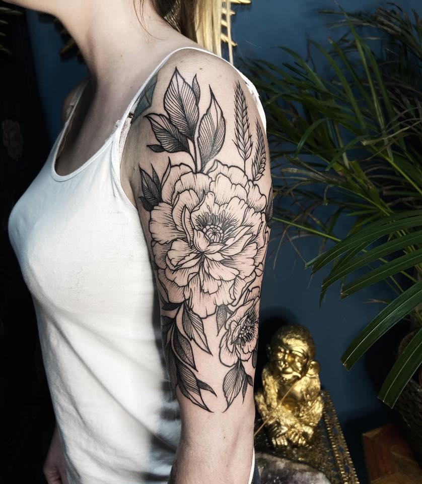 Inksearch tattoo Oliwia Daszkiewicz - Zmierzloki Tattoo