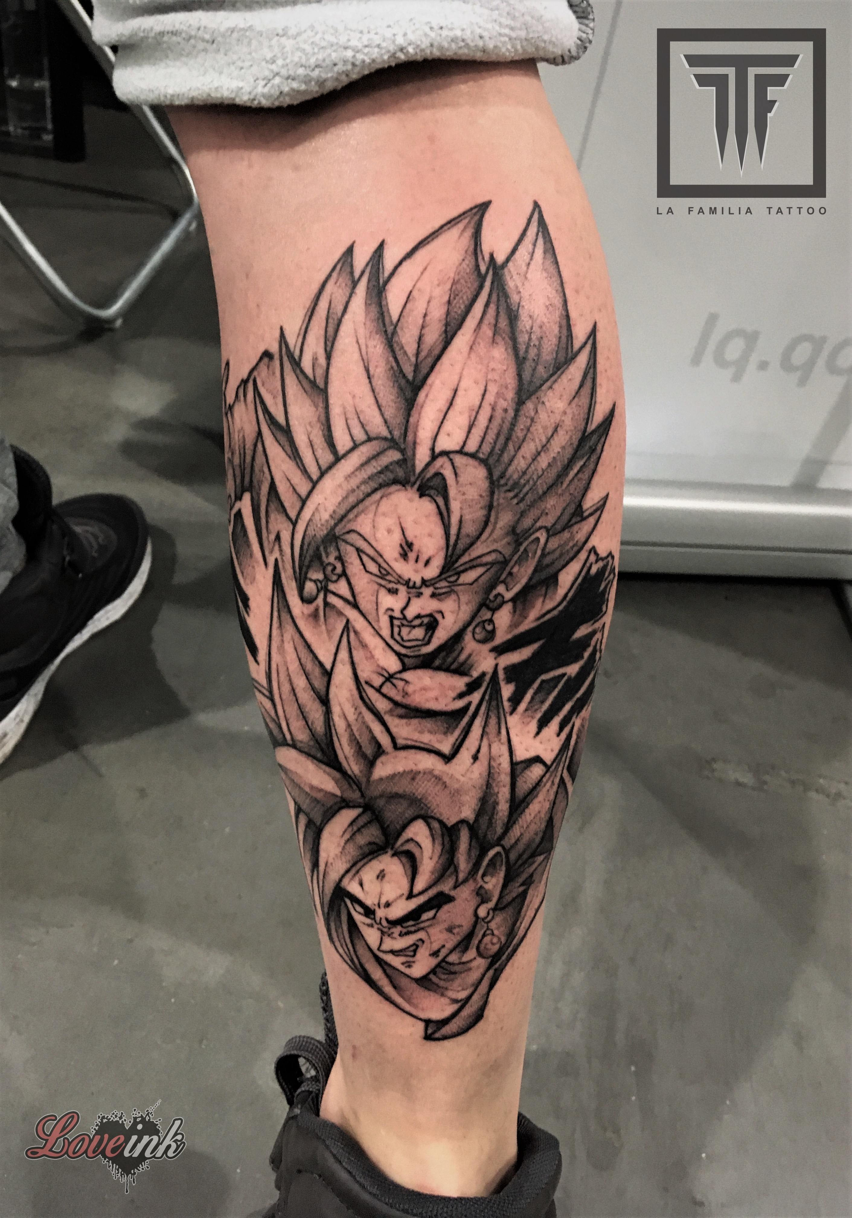 Inksearch tattoo Kacper Malins