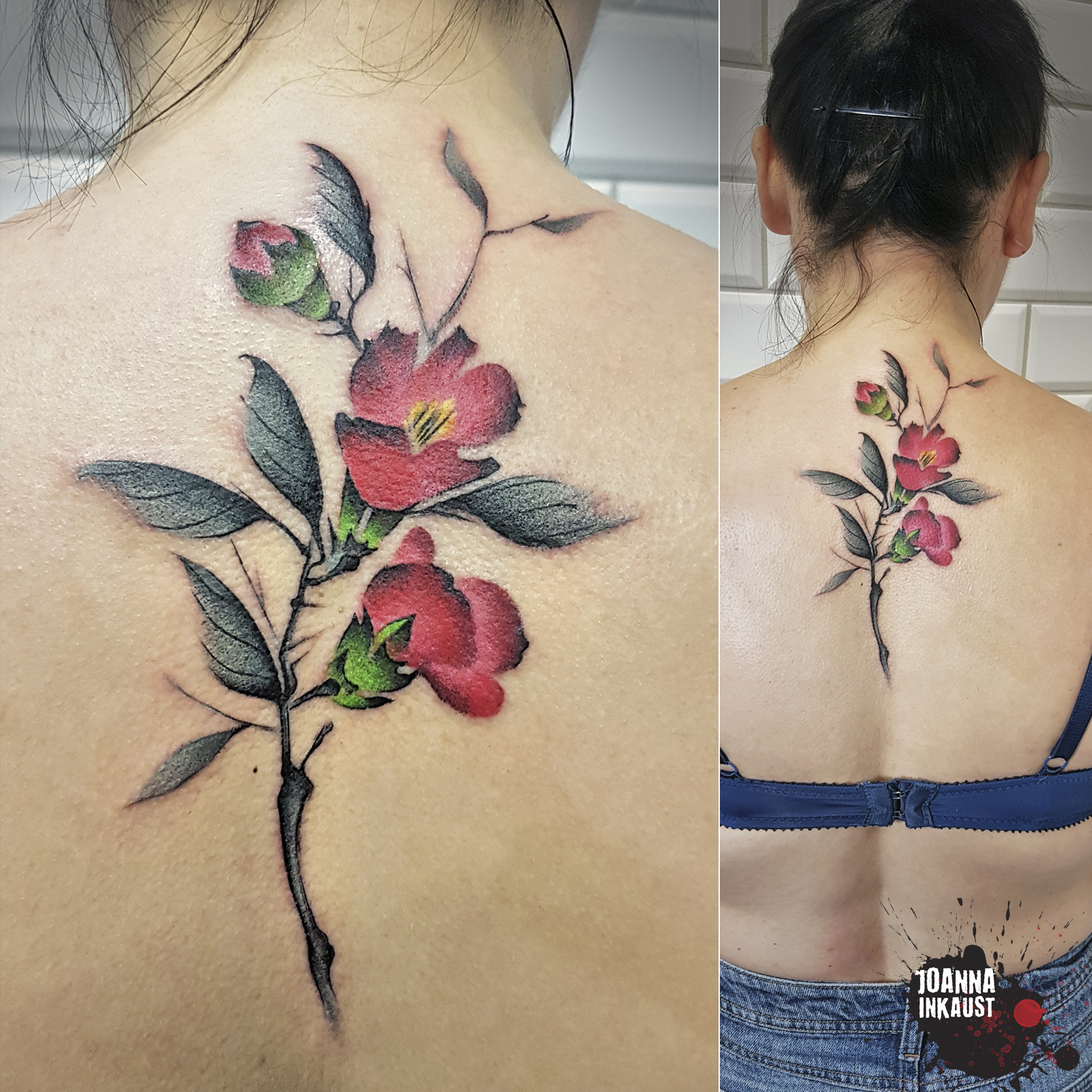 Inksearch tattoo Joanna Inkaust