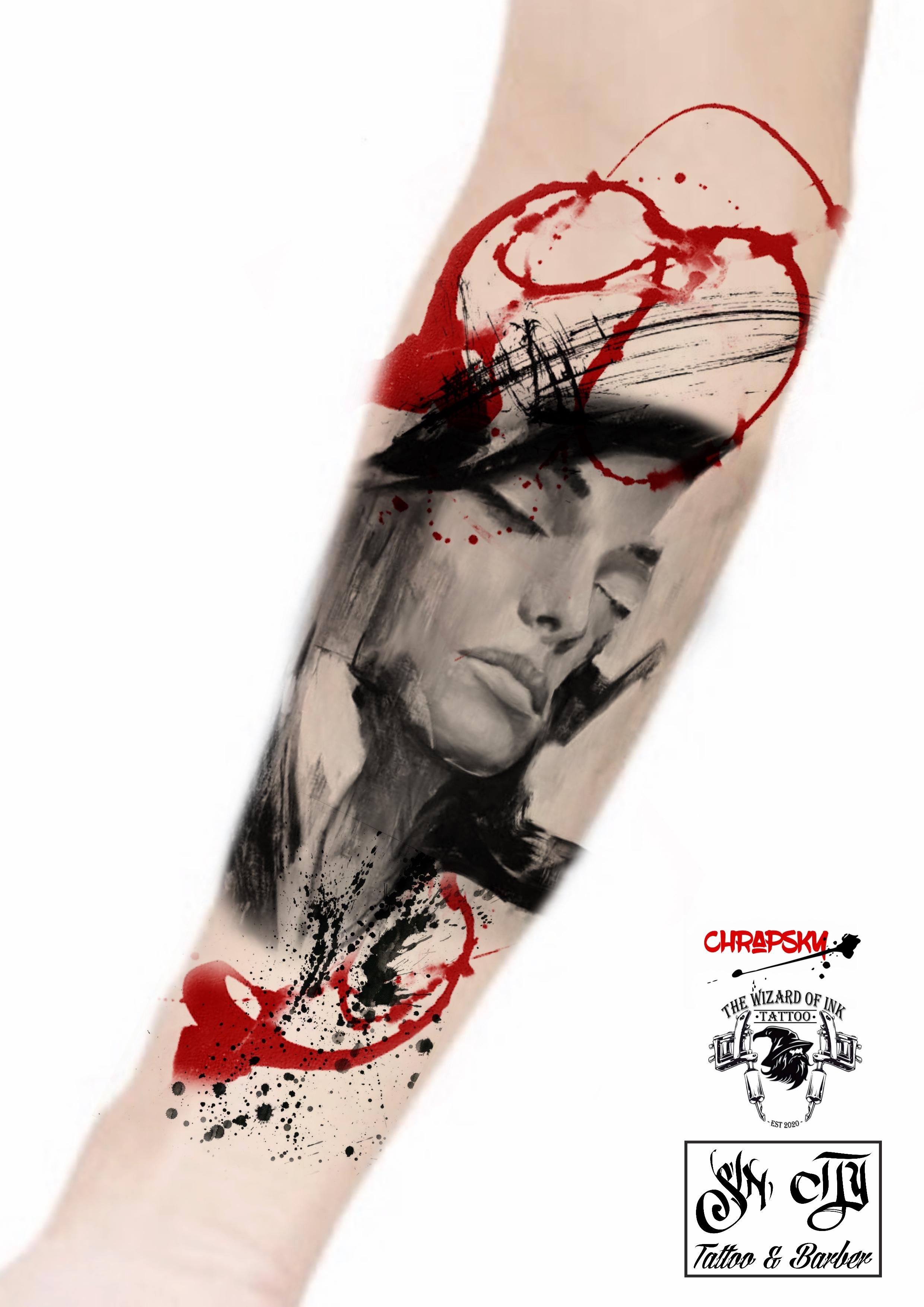 Inksearch tattoo Chrapsky