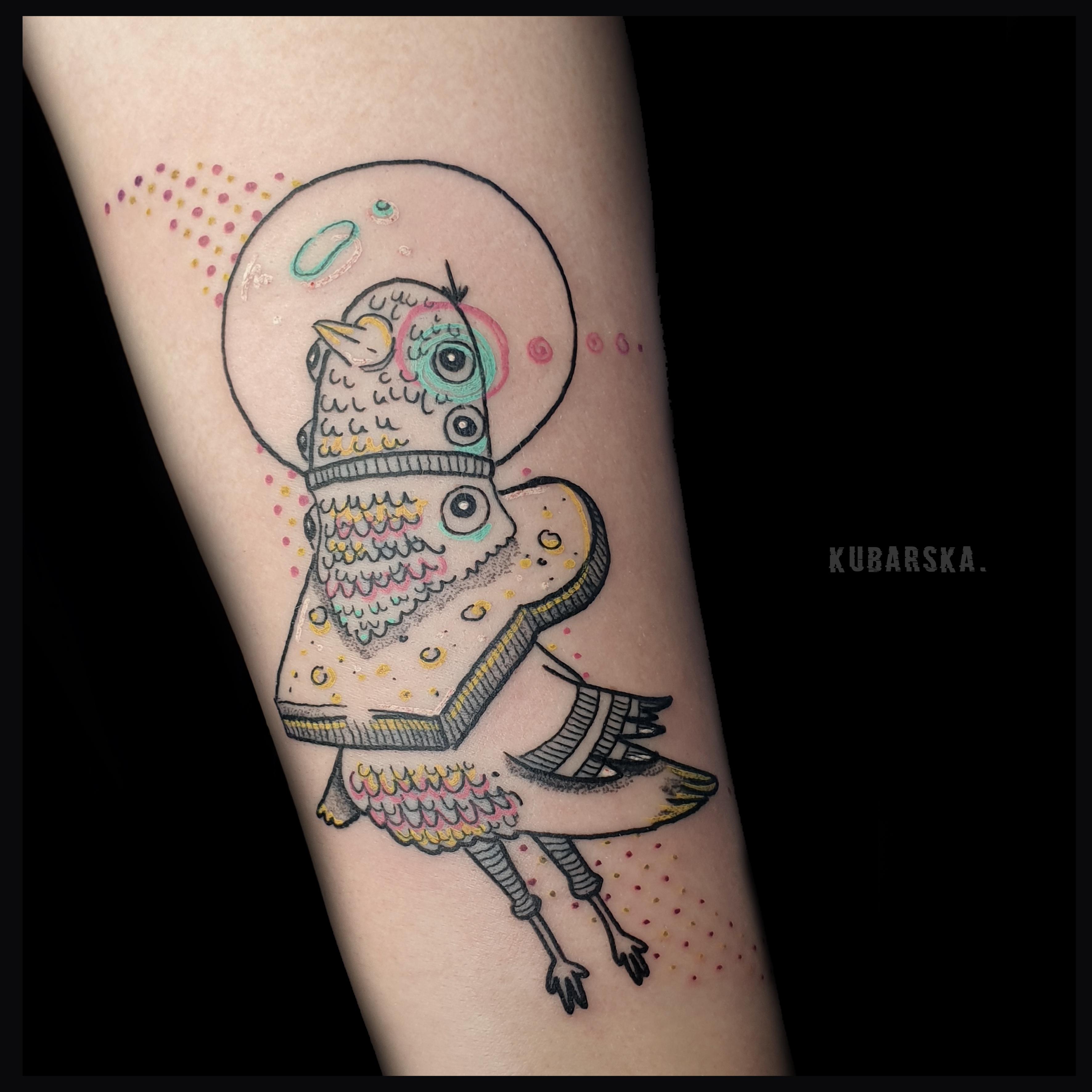 Inksearch tattoo Iwona Kubarska