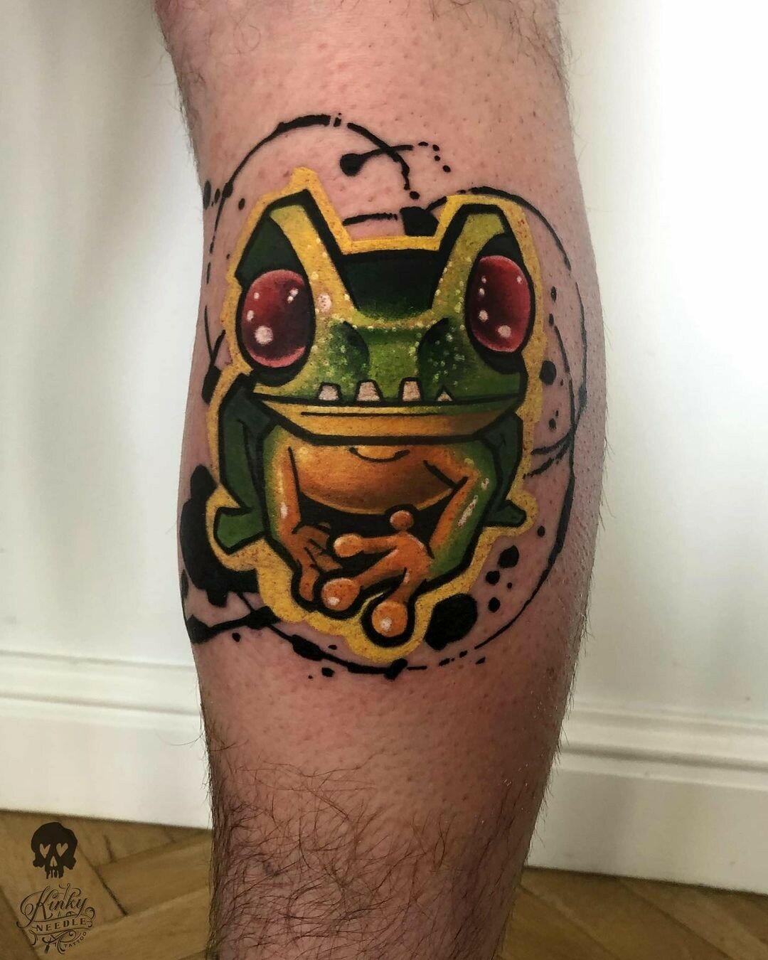 Inksearch tattoo taka Kinga