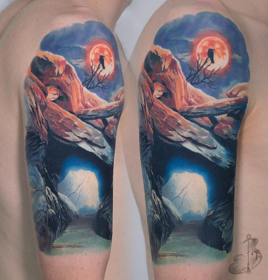 Inksearch tattoo Sergey Butenko - Bootique Tattoo