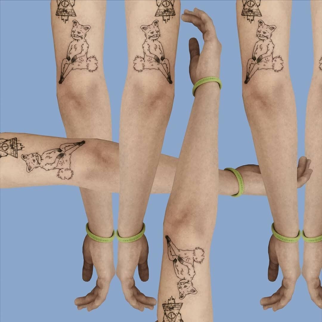 Inksearch tattoo Super Spanko