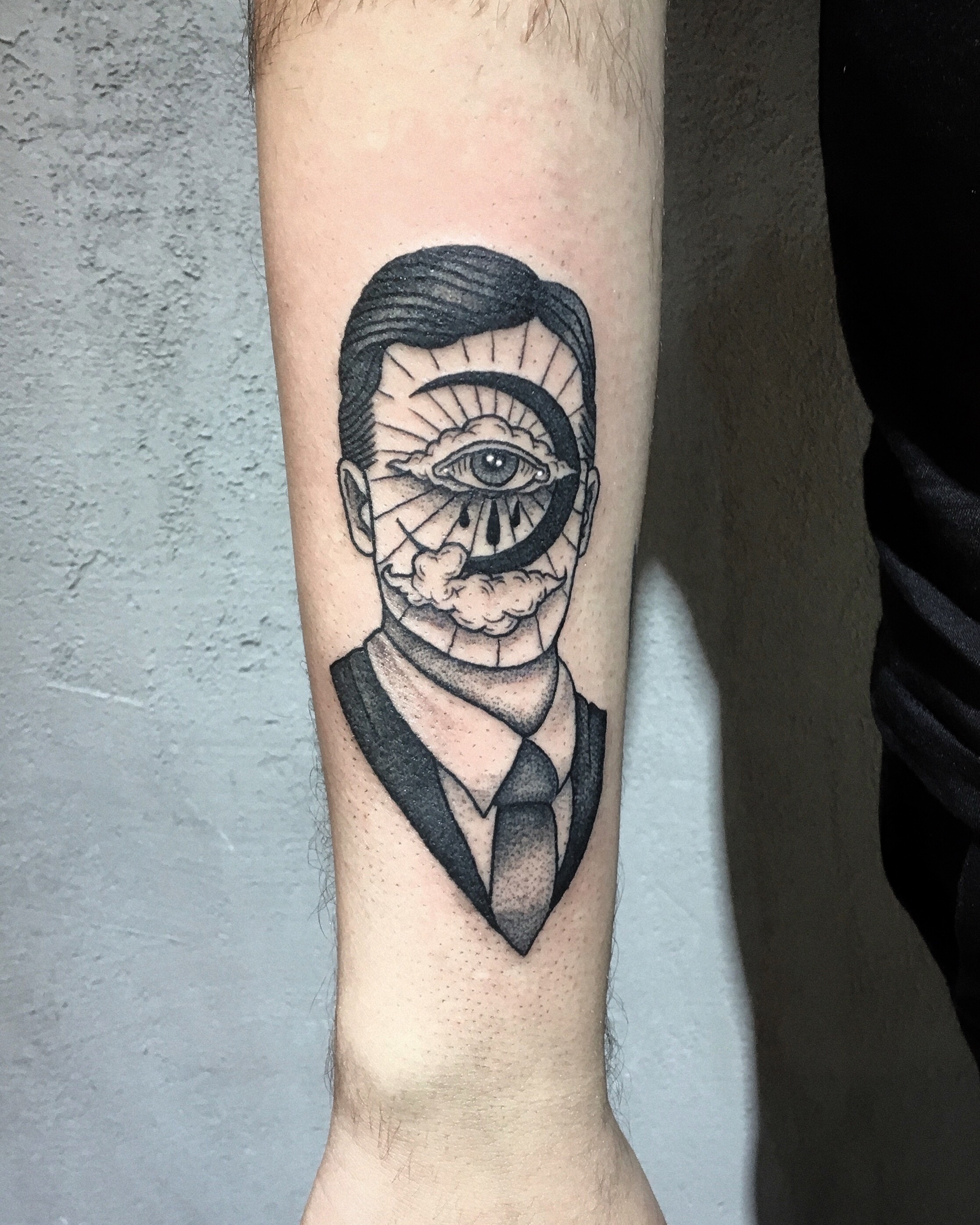 Inksearch tattoo Projectblackwork